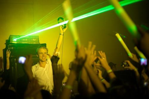 Armin Van Buuren in Shanghai, M2