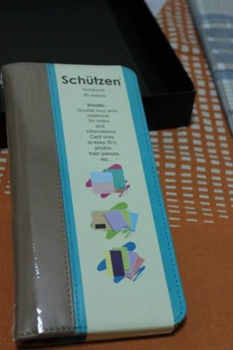 Schutzen Notebook 2