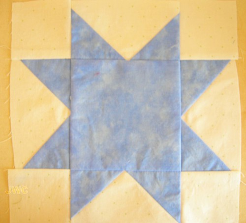 Liberty Fields Quilt Block