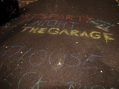 The Garage in Chalk