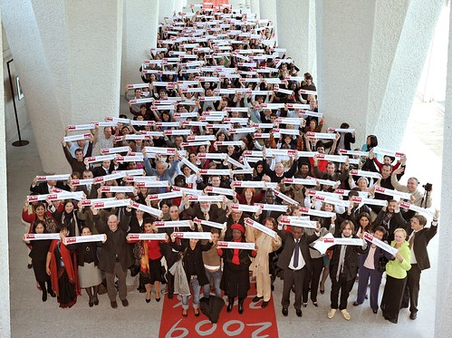 Stand-Up ILO UNDP 2009