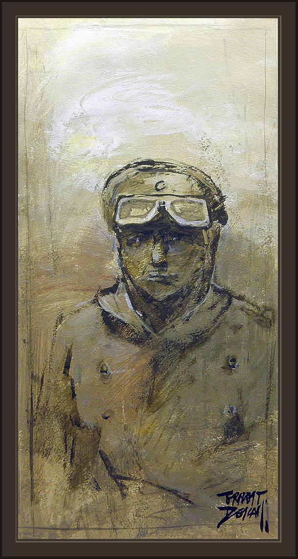 GERMAN SOLDIER-WW2-WWII-KAMERADEN-WEHRMATCH-ART-ERNEST DESCALS