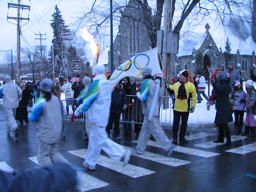 The Torch in Montreal