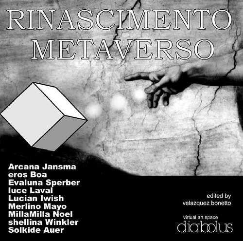 """The Book """"Rinascimento Metaverso"""""""