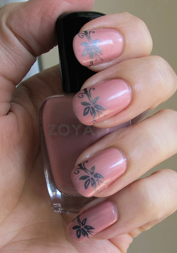 Zoya Angel & China Glaze Awaken