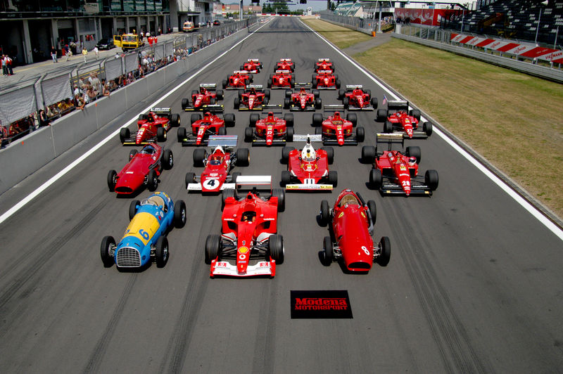 Ferrari 60 aniversario