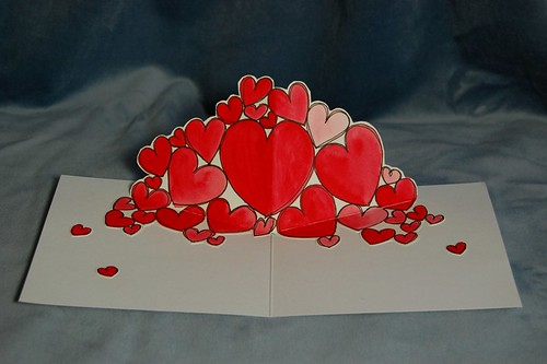 Cascading Hearts - Inside