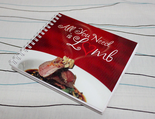 Front - All you need is Lamb 2010 Planner