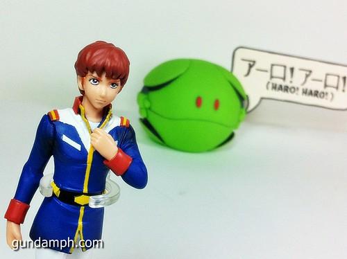 Funny Gundam Pilot Figures (2)