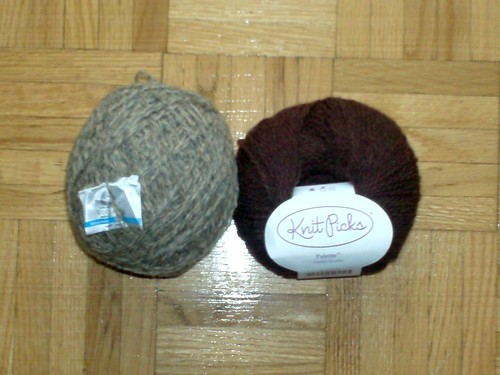 Yarn for Miss Marple socks