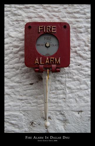 Fire Alarm In Dallas Dhu