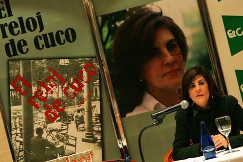 """Gloria Lago, """"El reloj de cuco"""""""