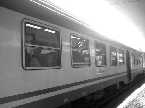 brii in treno