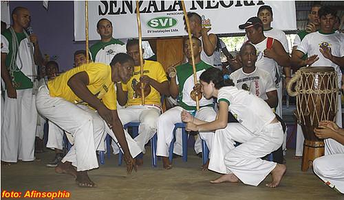 Capoeira Senzala Negra 14 por você.