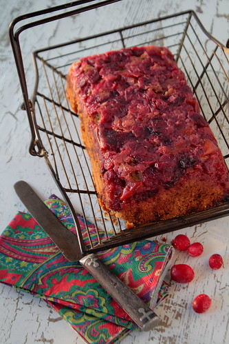 Loaf of Cranberry kumquat Bread
