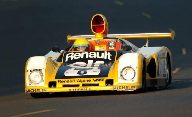 Alpine Le Mans 1978
