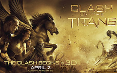 Clash of the Titans 1440x900 Wallpaper
