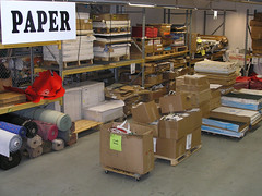 Old Paper Area