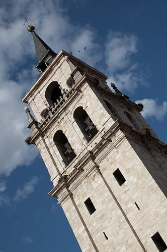 La torre de la magistral