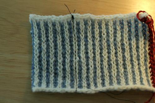 Fair Isle-Style Steeking: A Quick and Dirty Tutorial | Elinor ...