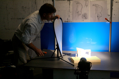 Photographing an Architectural Model