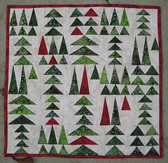 FSQS holiday swap quilt