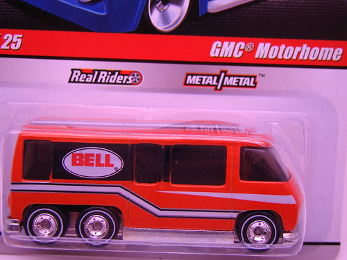 hws delivery gmc motorhome