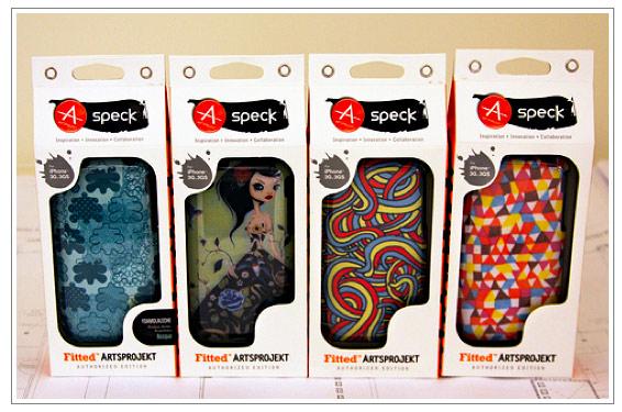 Artsprojekt-Speck iPhone Cases