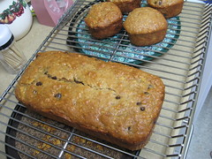 Banana Bread Yummies