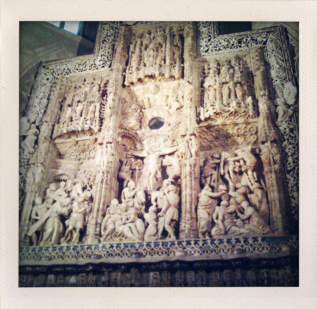 Retablo - Catedral