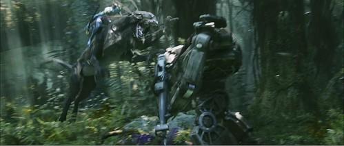 Avatar - Beast in battle (b)