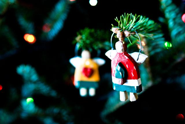{2/365} tree ornament