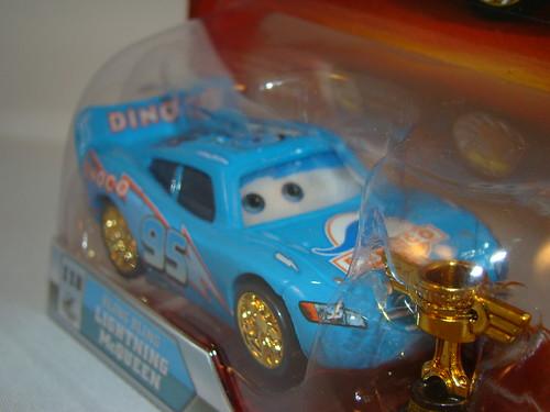 Disney CARS Lenticular Chase Bling Bling McQueen (1)
