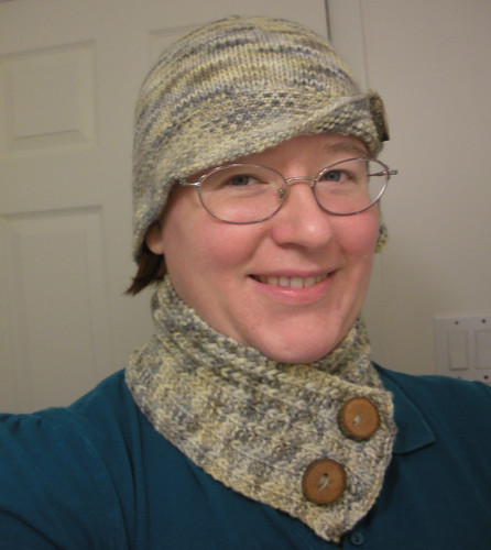 Olympics Sheepnuts cowl and scarf (1)