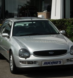 more seats and in facelift form more exclusivity than the testarossa yes it s all sounding great you say well witness the ford scorpio  [ 1024 x 768 Pixel ]