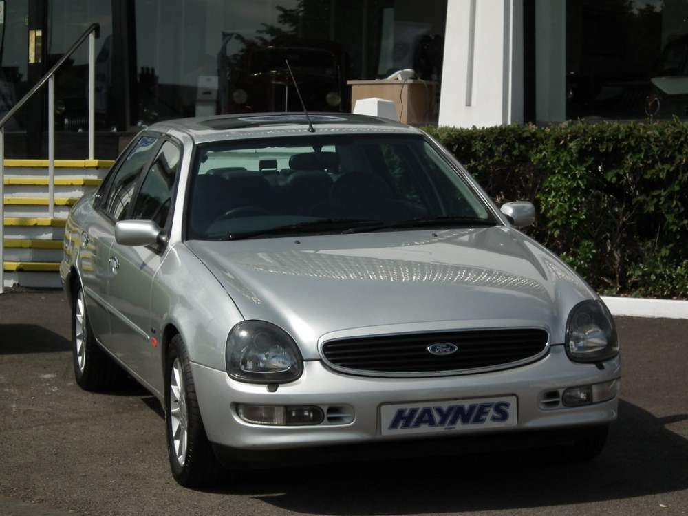 medium resolution of  more seats and in facelift form more exclusivity than the testarossa yes it s all sounding great you say well witness the ford scorpio