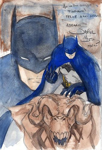 BATMAN - To Professsor Nerd [Argcast]
