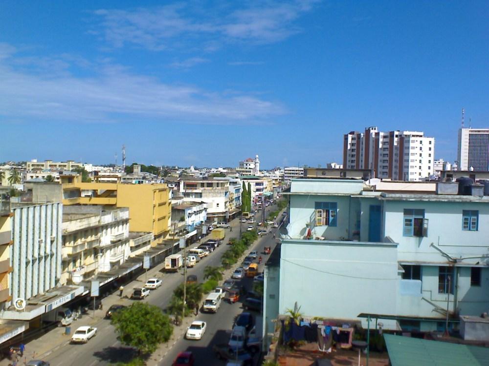 Mombasa aerial (5/6)