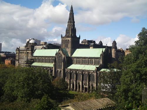 20090920 Glasgow 10 Glasgow Necropolis 26 Glasgow Cathedral