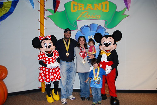 My Disney Family