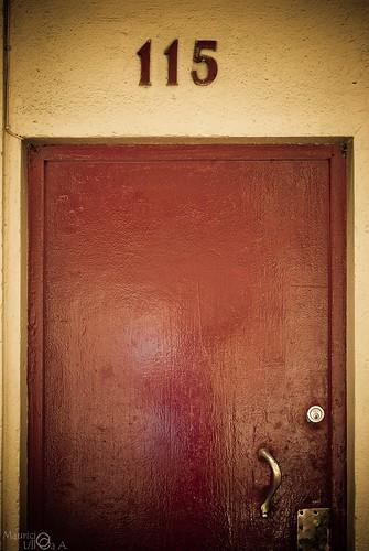 Red Door 115. - 44/365
