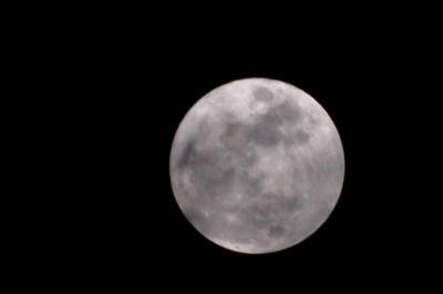 Passover Moon