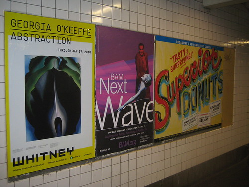 Cultural Subway Ads