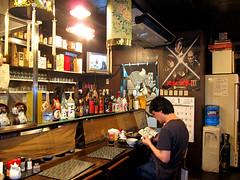 Little Tokyo restaurant interiors