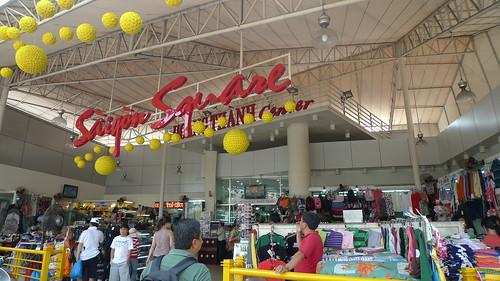 saigon square shopping mall