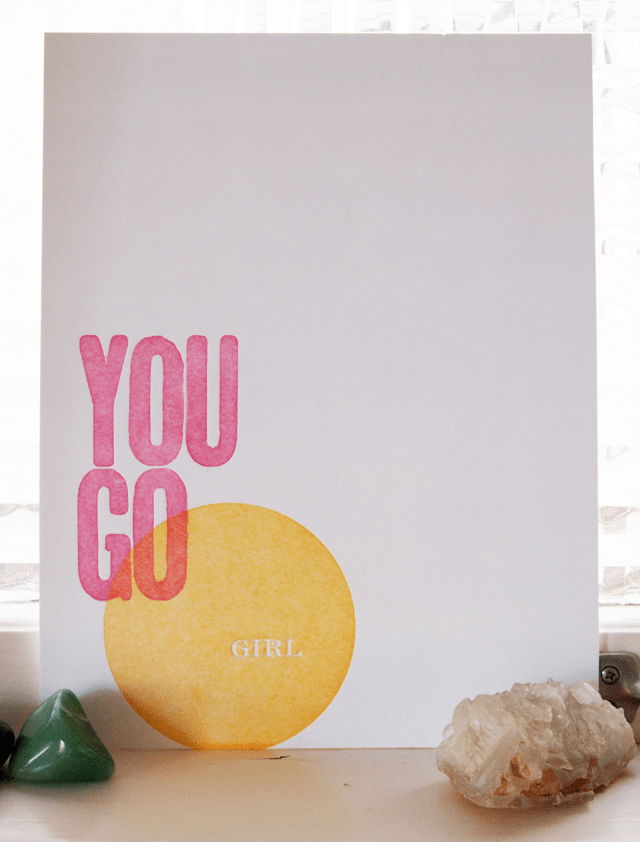You Go Girl | All