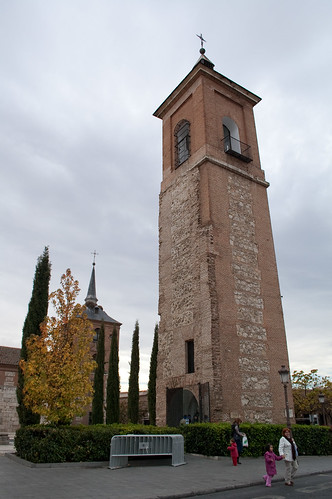 Torre de la Iglesia de Santa María La Mayor
