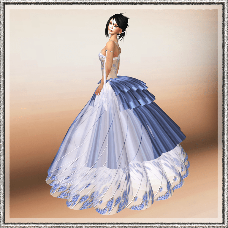 Delicate Bluebell by Flounce & Faun