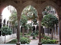 Barcelona - Claustre de la Concepció