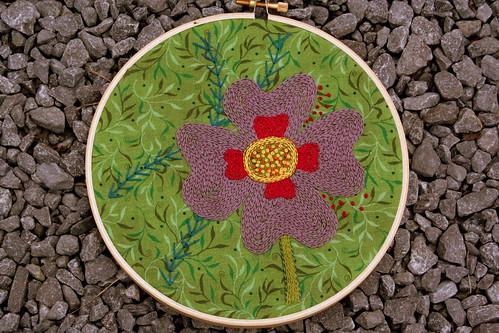 Floral Sampler - Done!